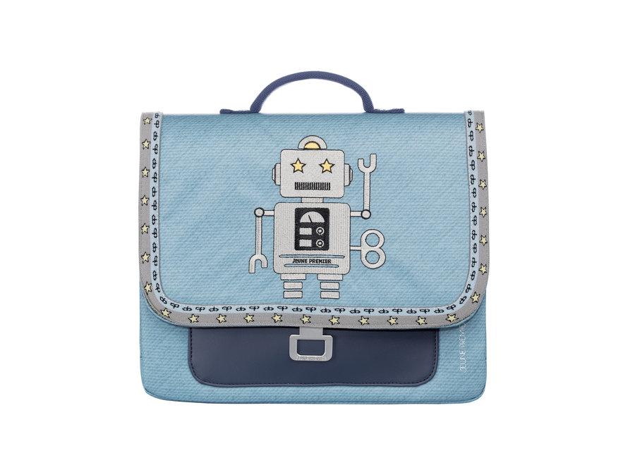Kleuterboekentas Mini Robot