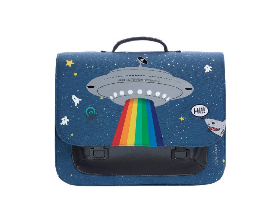 Boekentas Midi Space Rainbow