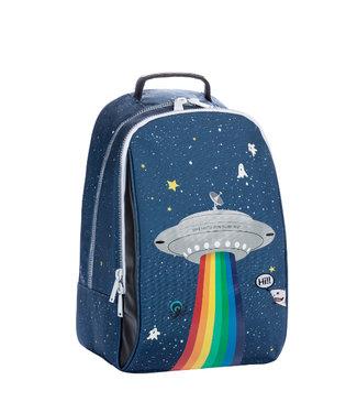 Jeune Premier Rugzak James Space Rainbow