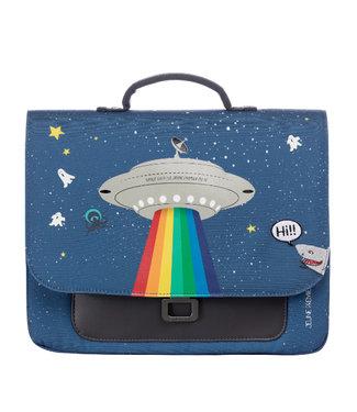 Jeune Premier Kleuterboekentas Mini Space Rainbow