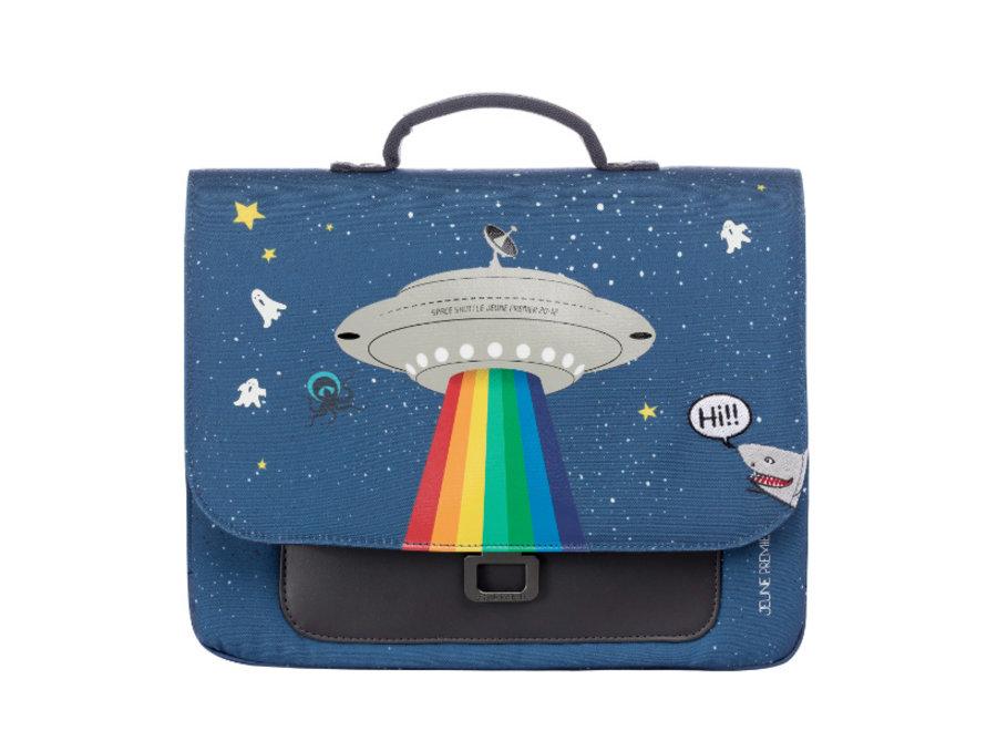 Kleuterboekentas Mini Space Rainbow