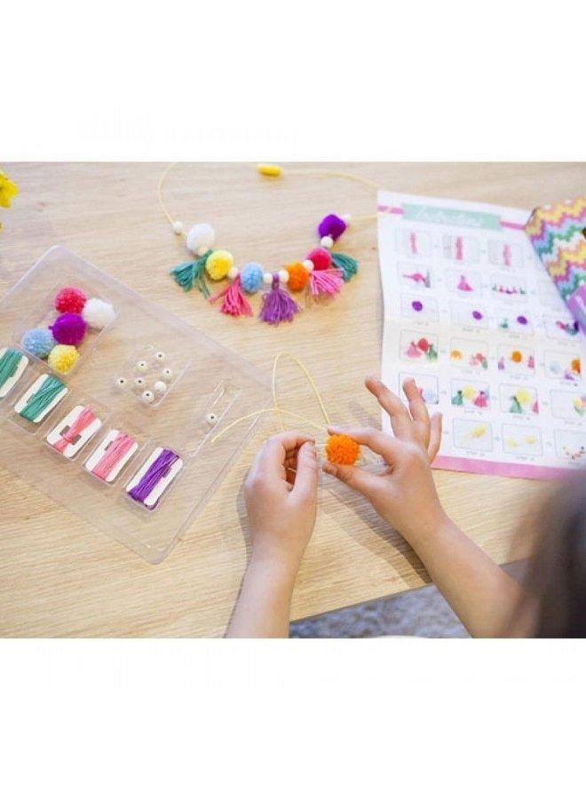 Juwelen Design Kit – Tassels & Pom Poms