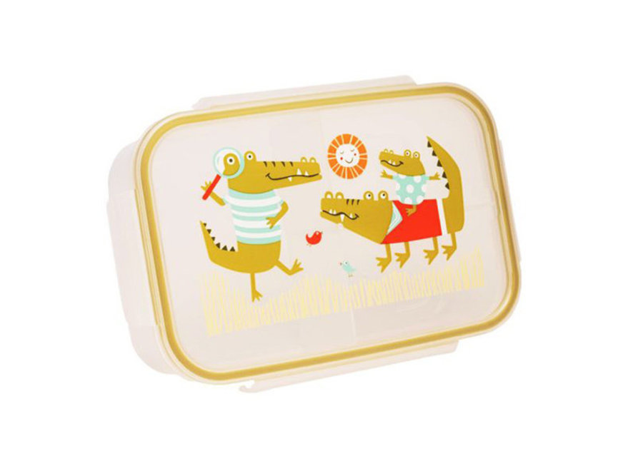 Lunchbox / Bento Box Ollie Gator