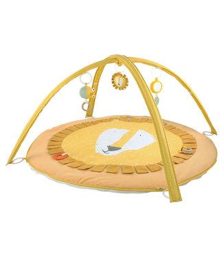 """Trixie Baby Speelmat met bogen Geel """"Mr. Lion"""""""