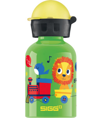 Sigg Drinkfles Jungle Trein  0.3L | Sigg