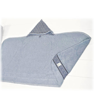 Little Charly Babybadcape Cobalt | Little Charly