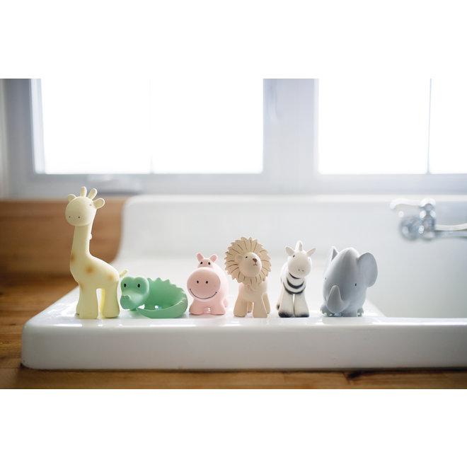 Badspeeltje 'Olifant' met belletje | Tikiri