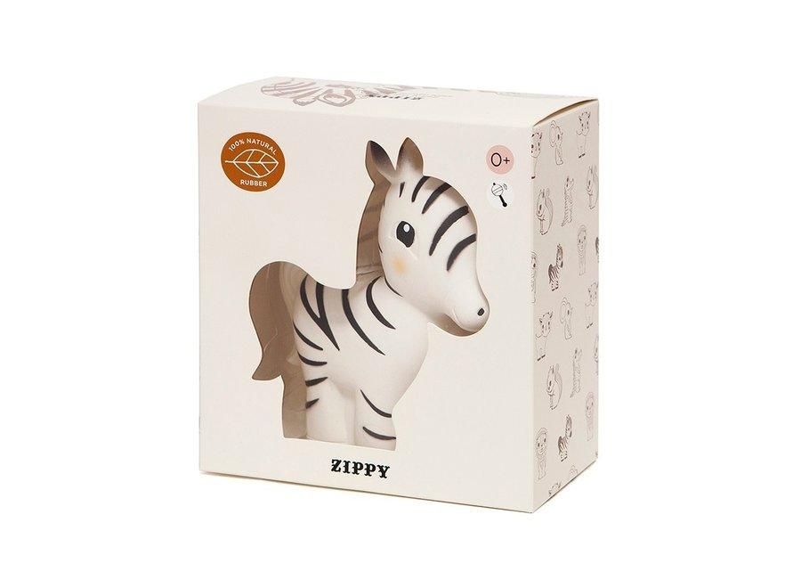 Zippy the Zebra - 100% natural toy | Petit Monkey