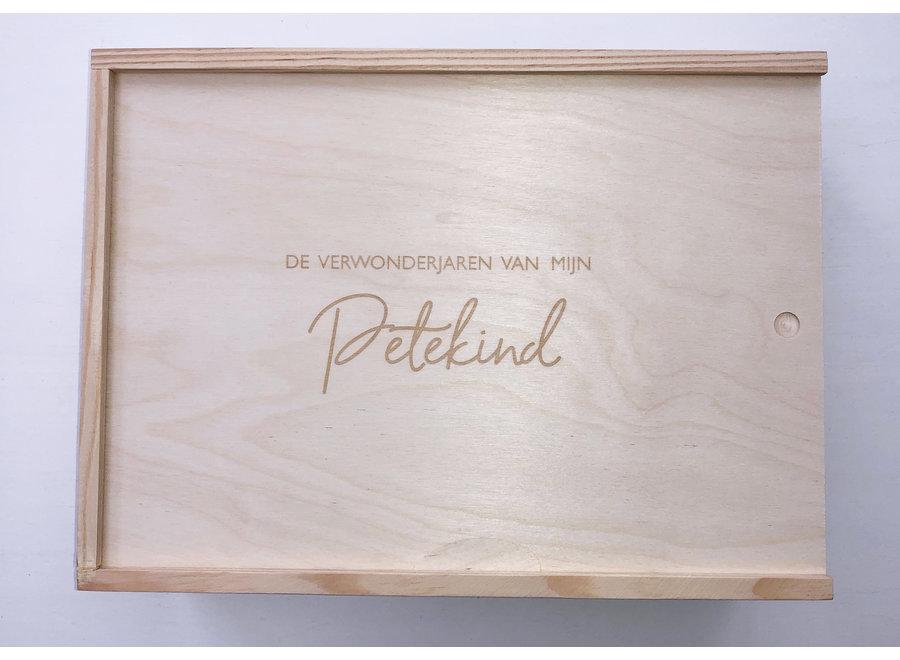 Memory Box - Mijn Petekind   MiniMou