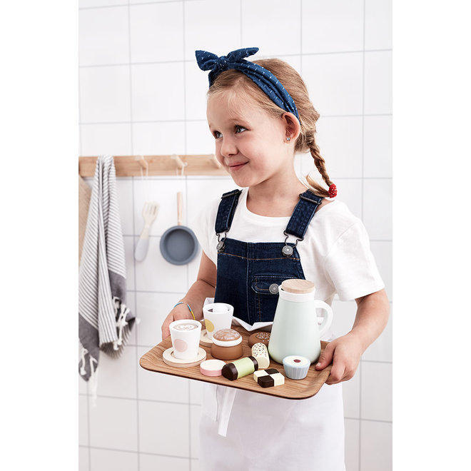 "Zweedse ""Fika"" Koffieset | Kid's Concept"