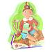 Djeco Pinocchio Vormenpuzzel (50st) | Djeco