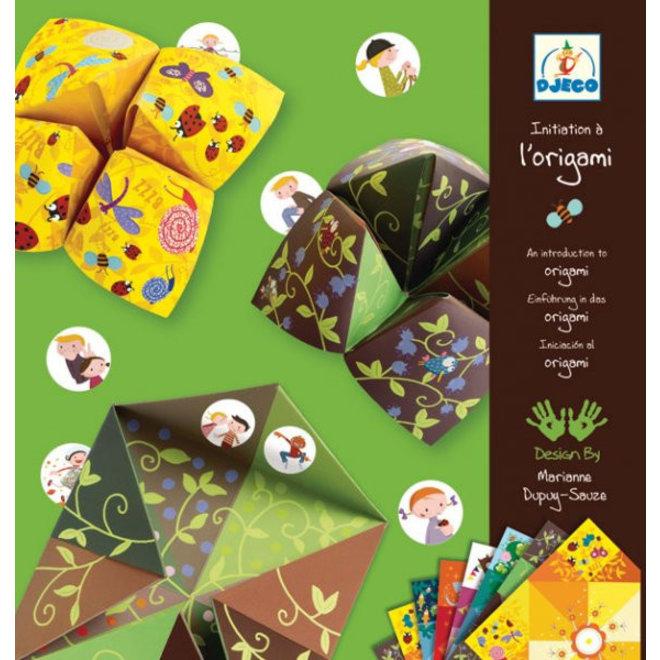 Origami - Fortune Tellers - Dieren | Djeco
