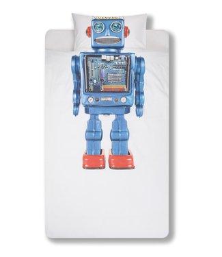 Snurk Dekbedovertrek Robot  | Snurk
