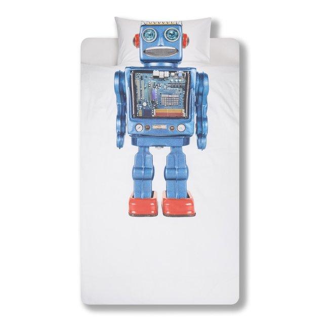 Dekbedovertrek Robot    Snurk