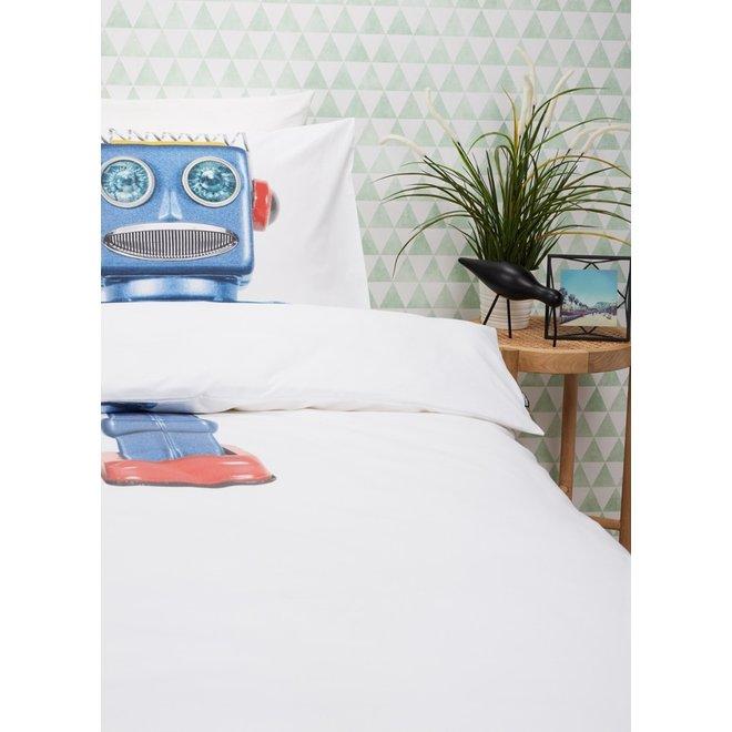 Dekbedovertrek Robot  | Snurk