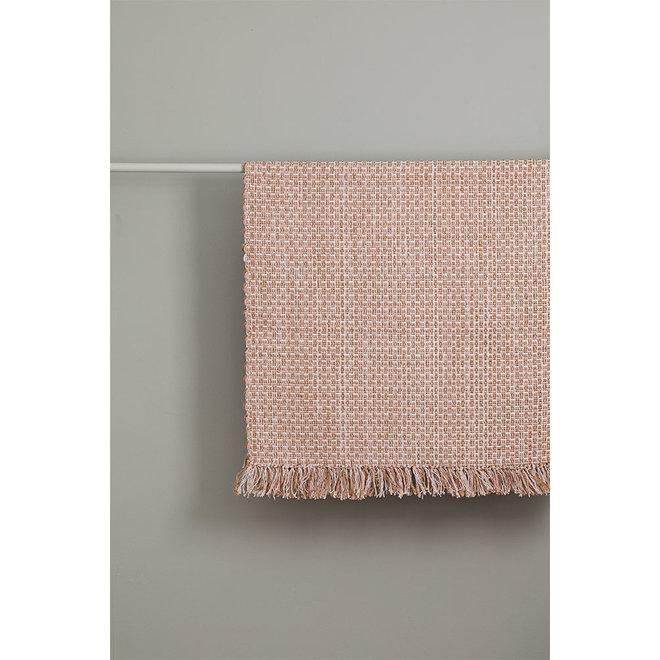 Tapijt Katoen/Jute 70x140cm Roze | Kid's Concept