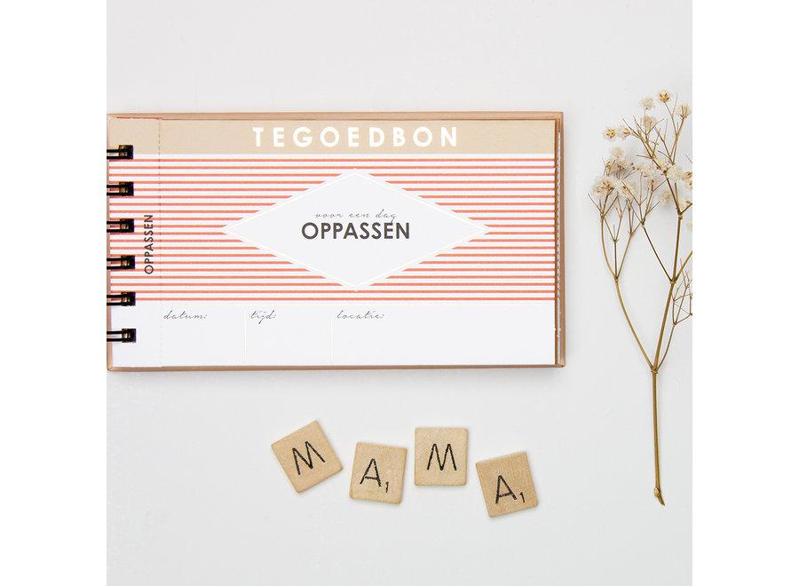 Tegoedbonnen - Mama (NL)  | House of Products