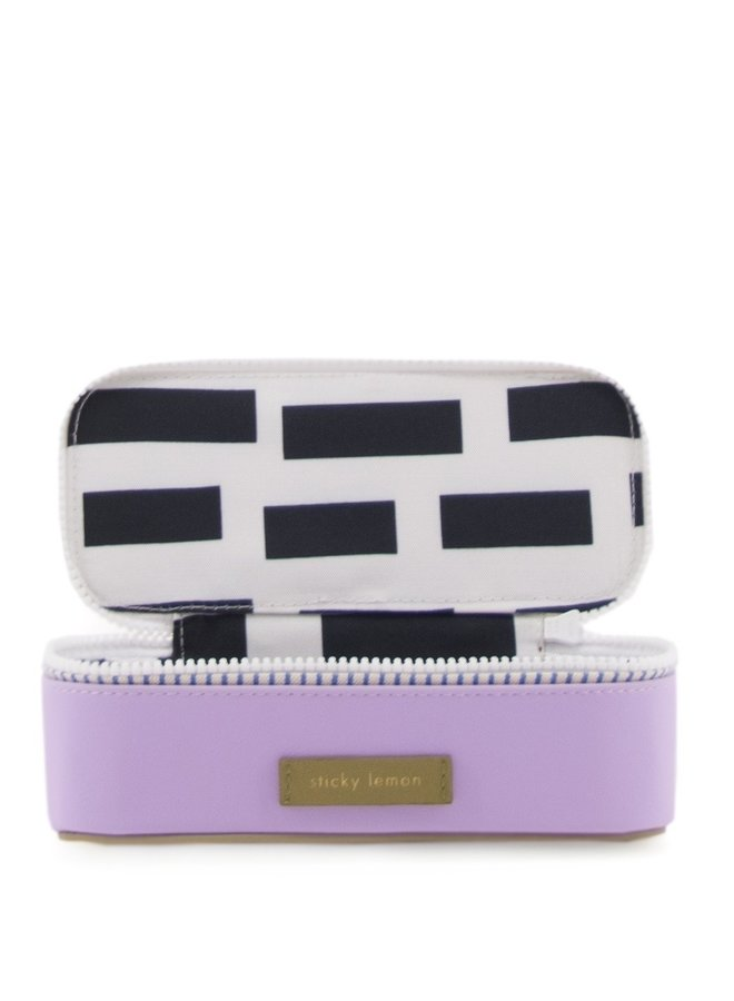Pennendoos Deluxe - Gustave Lilac   Sticky Lemon