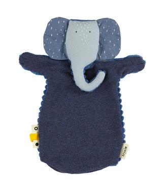 Trixie Baby Handpop Mrs. Elephant   Trixie