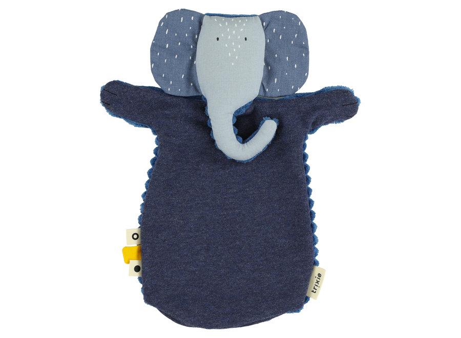 Handpop Mrs. Elephant   Trixie