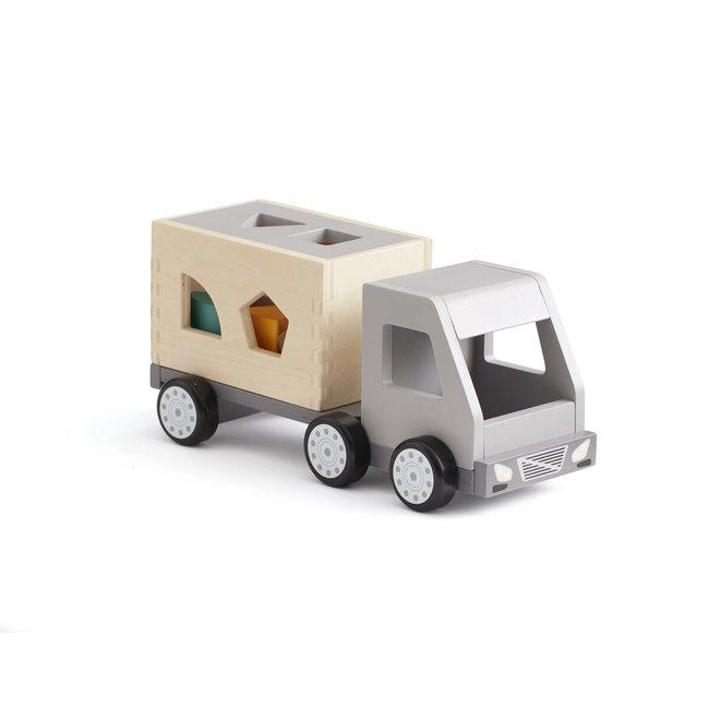 Vrachtwagen met vormpjes Aiden | Kid's Concept