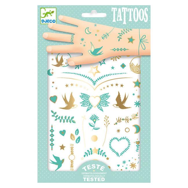 Djeco Tattoos - Lily's juwelen | Djeco