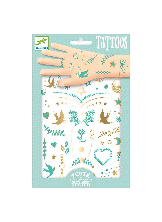 Tattoos - Lily's juwelen   Djeco