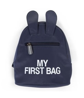 Childhome Kids My first bag - Rugzakje Blauw | Childhome