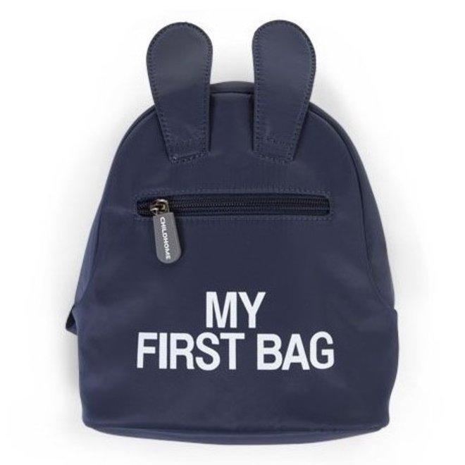 Kids My first bag - Rugzakje Blauw | Childhome