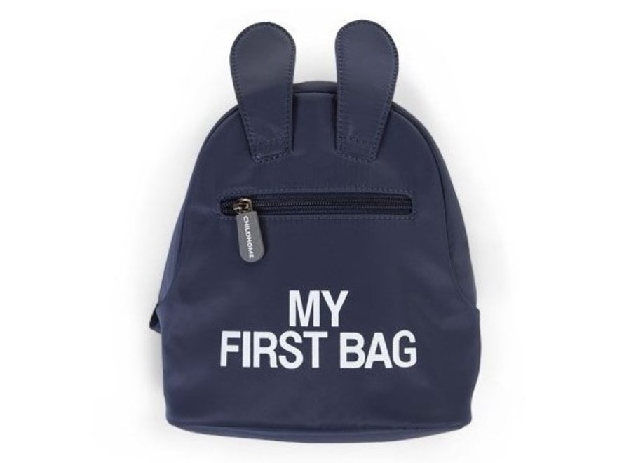 Kids My first bag - Rugzakje Blauw | Childhome
