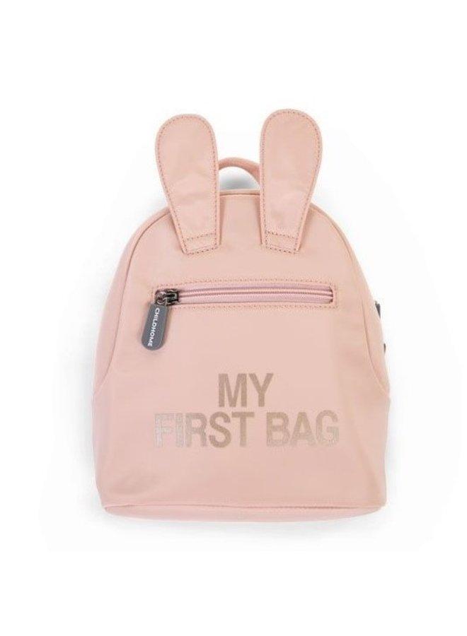 Kids My first bag - Rugzakje Roze | Childhome