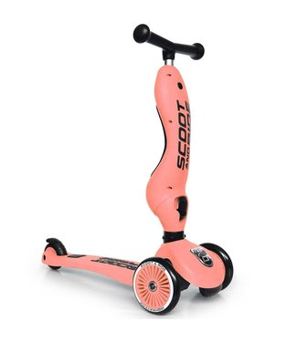 Scoot and Ride Step - Highwaykick 1- Peach | Scoot and Ride