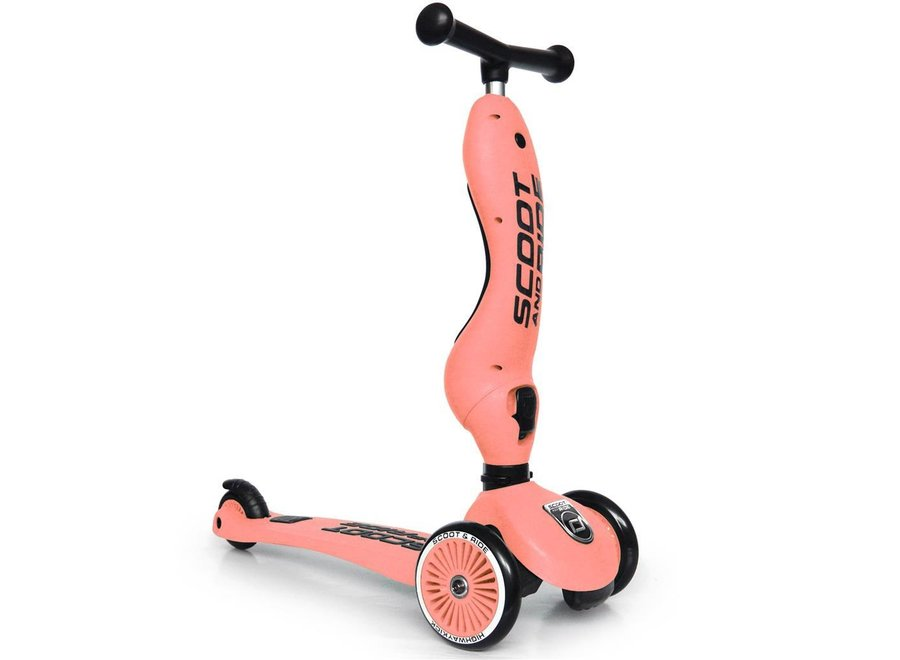 Step - Highwaykick 1- Peach | Scoot and Ride