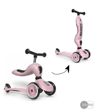 Scoot and Ride Step - Highwaykick 1- Rose | Scoot and Ride