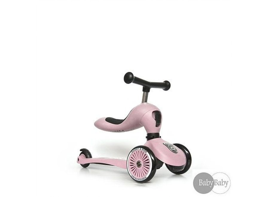 Step - Highwaykick 1- Rose | Scoot and Ride