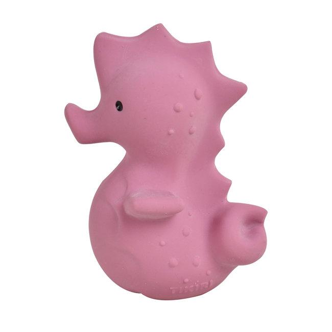 Badspeeltje 'Zeepaardje' met belletje   Tikiri