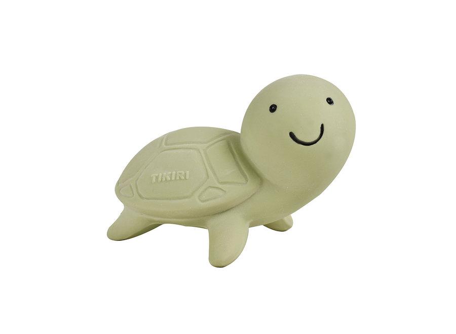 Badspeeltje 'Schildpad' met belletje | Tikiri
