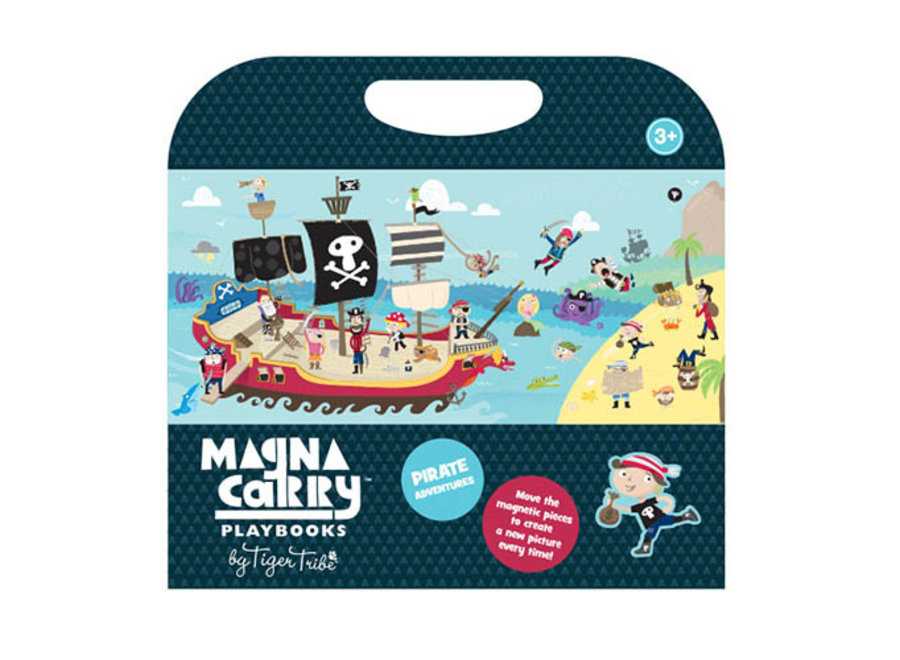 Magna Carry - Piraten Avonturen | Tiger Tribe