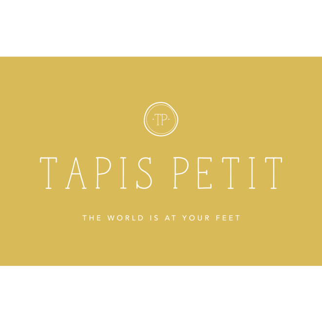 Tapijt Tipi Tent 120x150cm | Tapis Petit