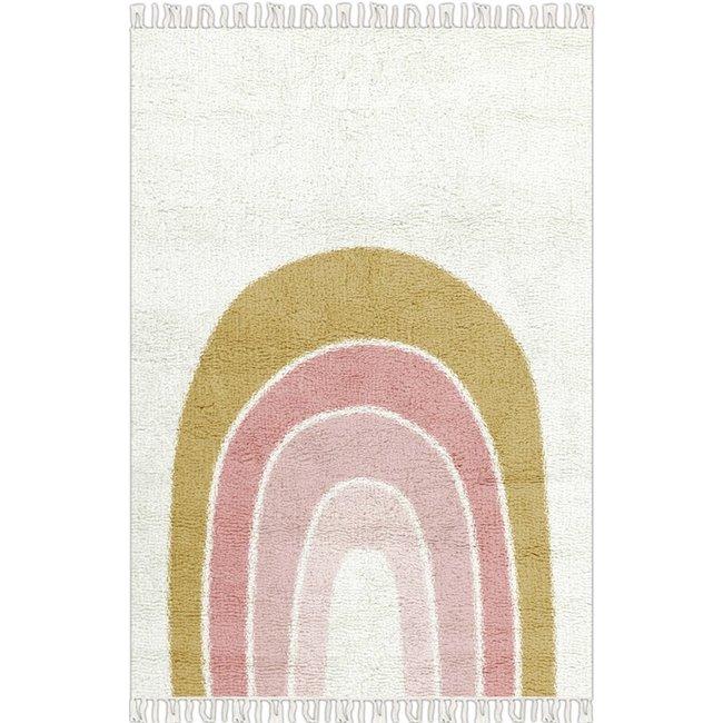 Tapis Petit Tapijt Rainbow 90x130cm | Tapis Petit