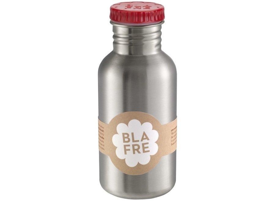 Coole stalen drinkfles 500ml Rood| Blafre