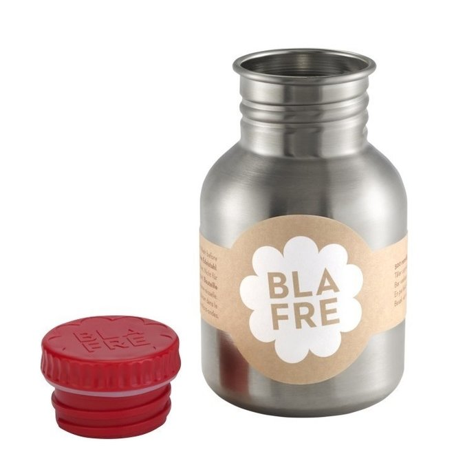 Coole stalen drinkfles 300ml Rood | Blafre