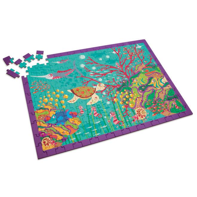 Koraalrif Puzzel - 200st | Scratch