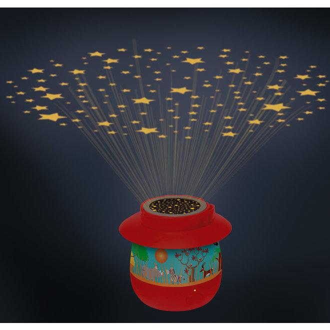 Projectie nachtlichtje - Safari | Scratch
