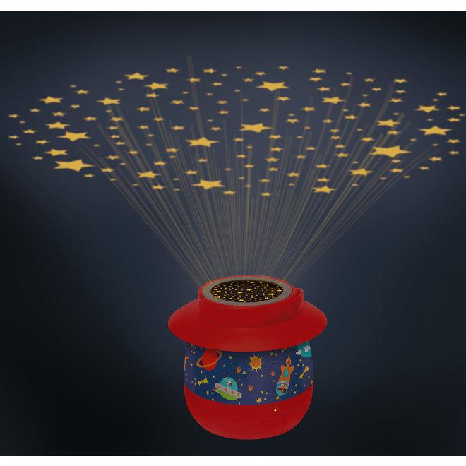 Projectie nachtlichtje - Ruimte | Scratch