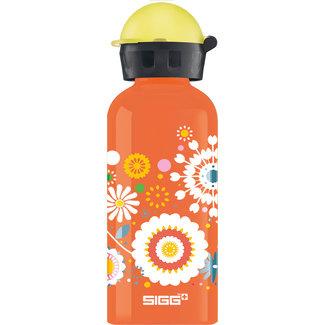 Sigg Drinkfles Bloemen 0.4L | Sigg