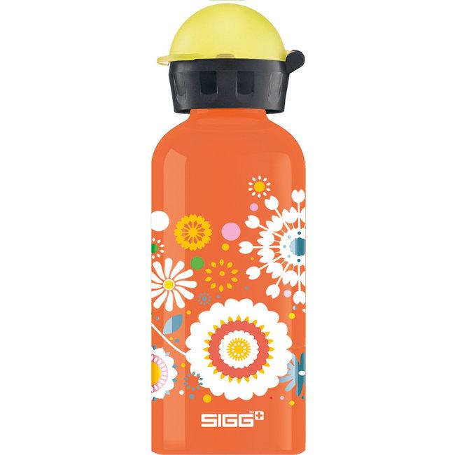 Drinkfles Bloemen 0.4L | Sigg