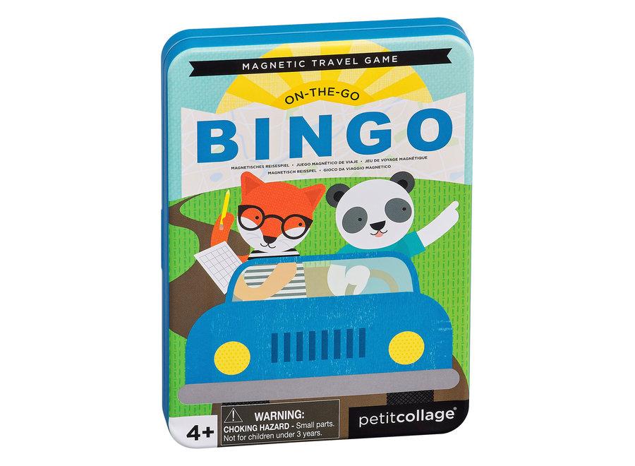 Reisspel Bingo   Petit Collage