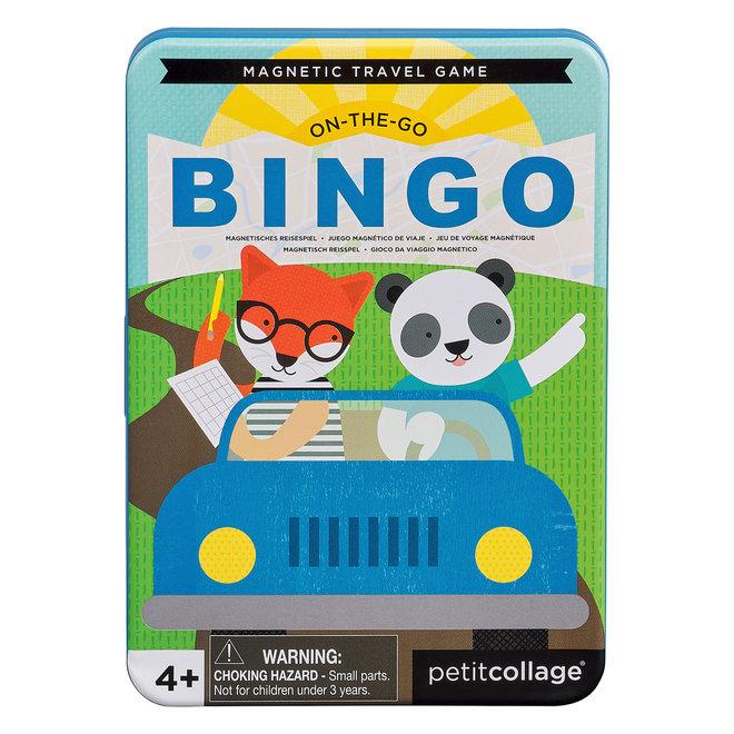 Reisspel Bingo | Petit Collage