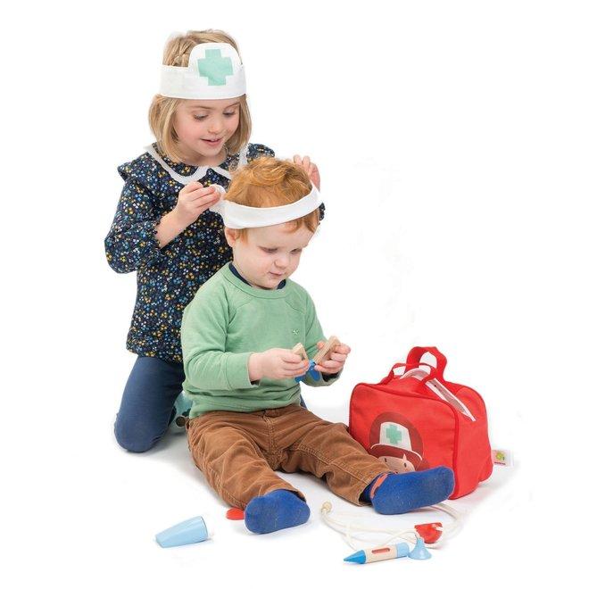 Dokterstas | Tender Leaf Toys